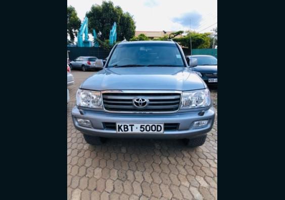 Topcar Kenya Cars for Sale in Kenya  Buy Cars in Kenya Car Reviews in Kenya  2006 Toyota Land Cruiser