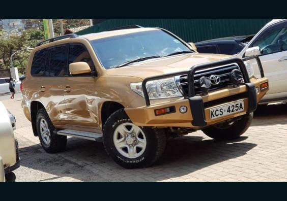 2008 Toyota Land Cruiser | Nairobi