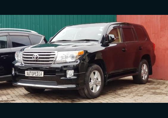 2012 Toyota Land Cruiser for sale in Kenya Nairobi