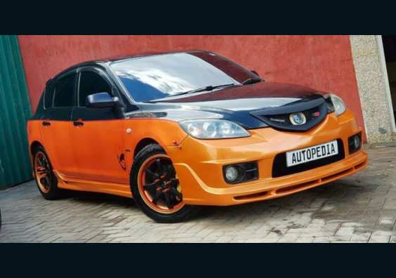 Topcar Kenya|Cars for Sale in Kenya| Buy Cars in Kenya|Car Reviews in Kenya  2009 Mazda Axela