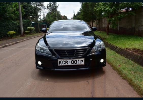 2011 Toyota Mark X for sale in Kenya Nairobi