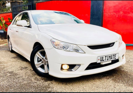 2012 Toyota Mark X for sale in Kenya Nairobi