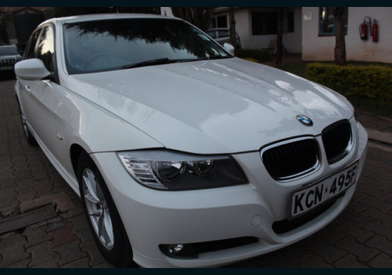 2010 BMW 3 Series for sale in Kenya Nairobi