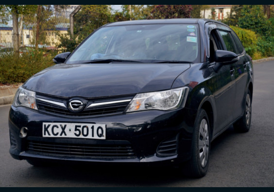 2012 Toyota Fielder for sale in Kenya Nairobi