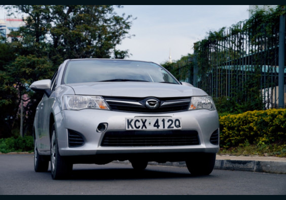 2013 Toyota Fielder for sale in Kenya Nairobi