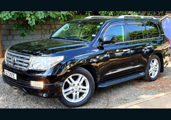 2012 Toyota Land Cruiser for sale in Nairobi Kenya
