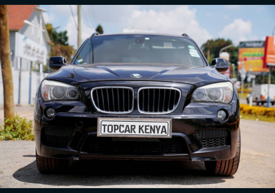 New Foreign used BMW X1 for sale in Nairobi Kenya