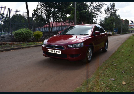 MITSUBISHI GALLANT FORTIS FOR SALE IN NAIROBI KENYA