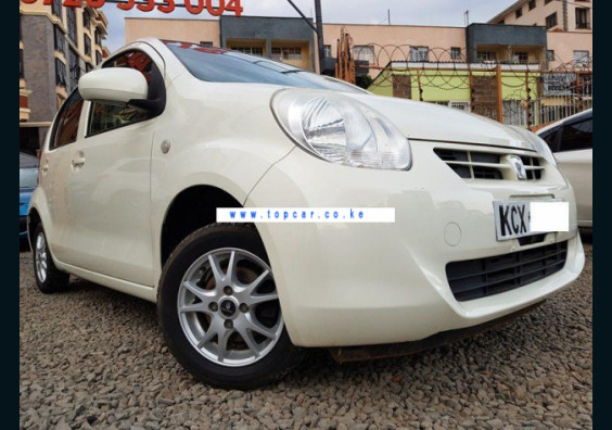 2012 Toyota Passo for sale in Kenya