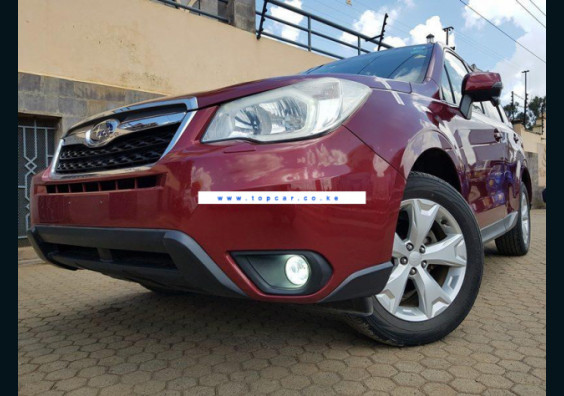 2012 Subaru Forester for sale in Kenya