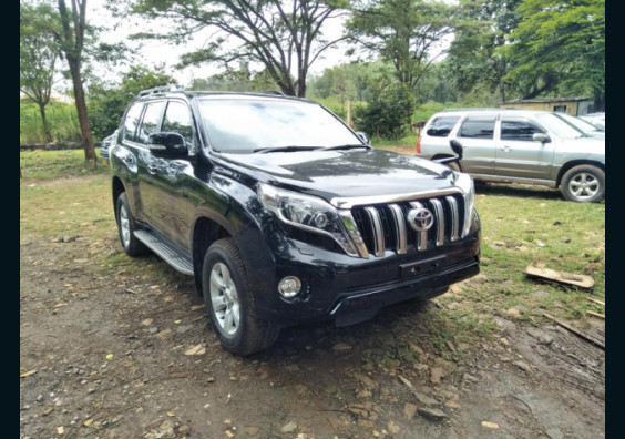 2014 Toyota Prado 150 For sale In Nairobi Kenya