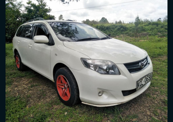 2010 Toyota Fielder For Sale In Nairobi Kenya