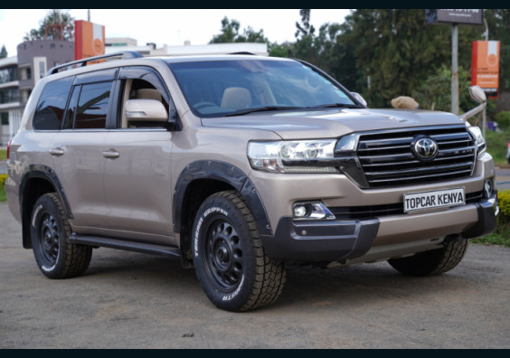 2012 Landcruiser V8 for sale in Kenya