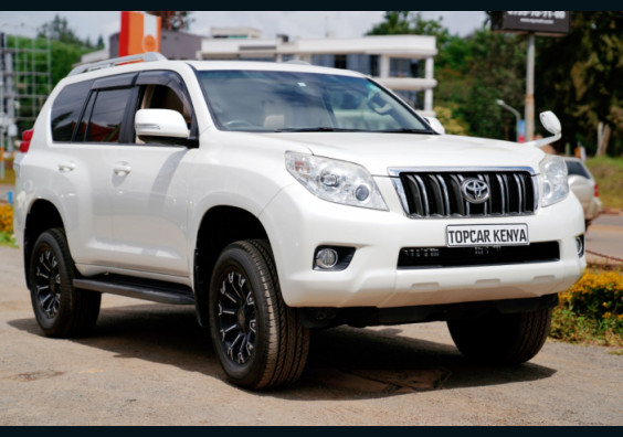 2012 Toyota Prado TX for sale in Kenya Nairobi