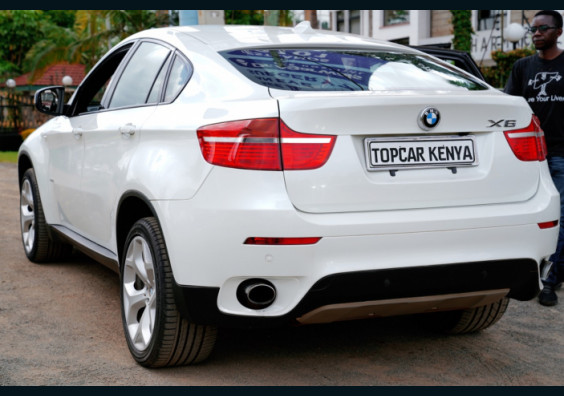 Topcar Kenya|Cars for Sale in Kenya| Buy Cars in Kenya|Car Reviews in Kenya  2012 BMW X6