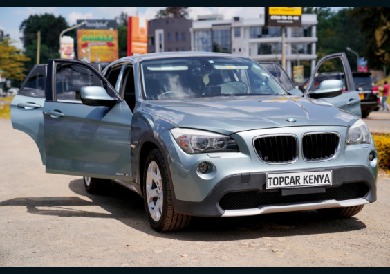 Topcar Kenya|Cars for Sale in Kenya| Buy Cars in Kenya|Car Reviews in Kenya  2012 BMW X1