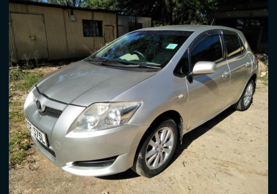 2008 Toyota Auris For Sale in Nairobi