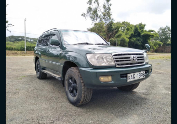 2002 Toyota Landcruiser for Sale in Nairobi Kenya