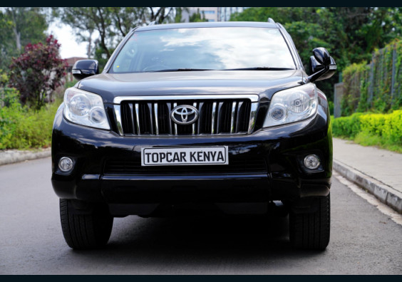 2012 Toyota Prado For Sale in Nairobi