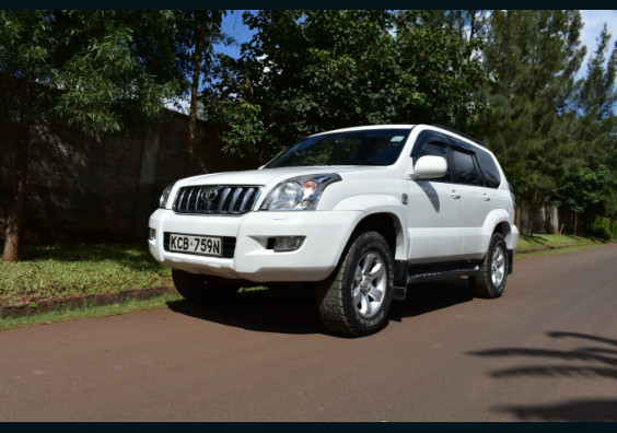 2007 Toyota Prado for sale in Kenya Nairobi