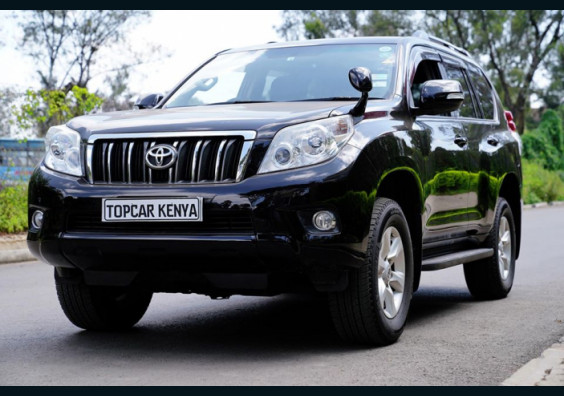 2012 Toyota Landcruiser For Sale in Nairobi Kenya