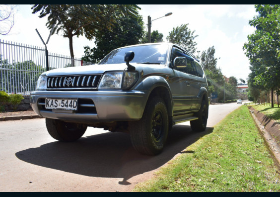 2001 Toyota Prado for sale in Kenya Nairobi