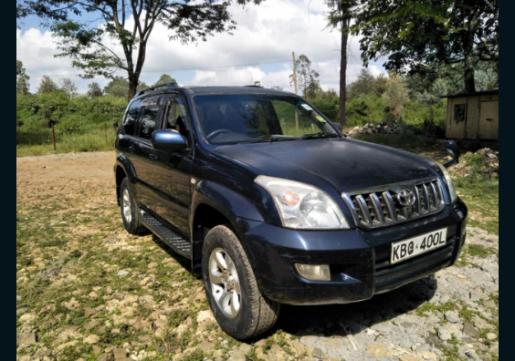 2005 Toyota Prado Landcruiser For Sale in Nairobi Kenya
