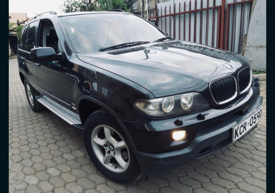 2008 BMW X5 For Sale in Nairobi Kenya