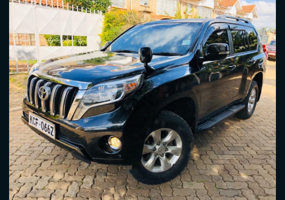 2011 Toyota Prado for sale in Nairobi Kenya