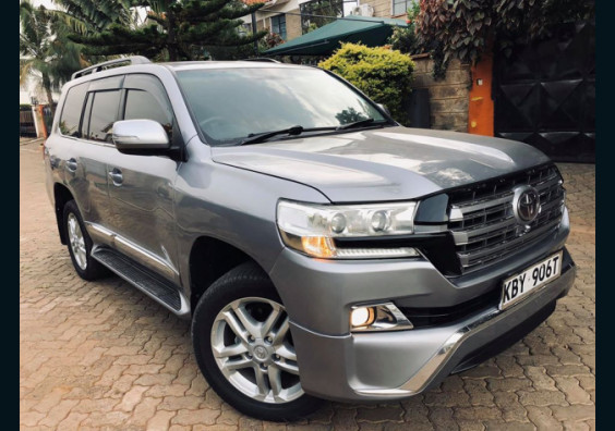 2008 Toyota Land Cruiser V8 For Sale in Nairobi Kenya