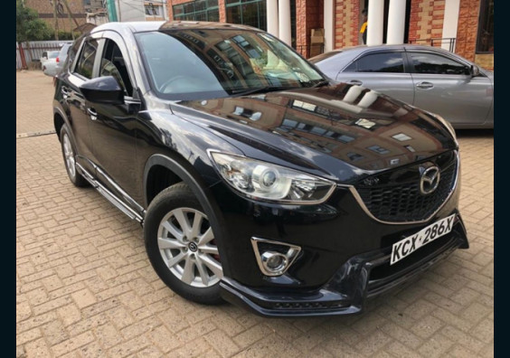 2012 Mazda CX5 For Sale in Nairobi Kenya