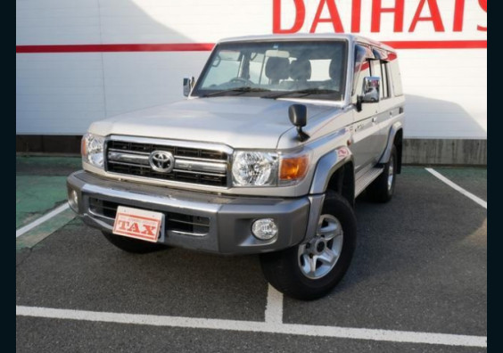 2015 Toyota Land Cruiser Van Ready for Import