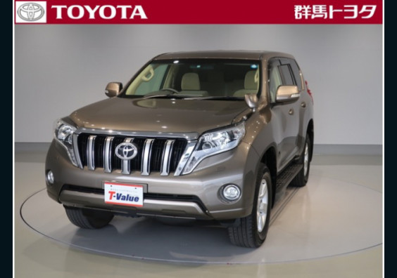 2016 Toyota LandCruiser Prado Ready for Import