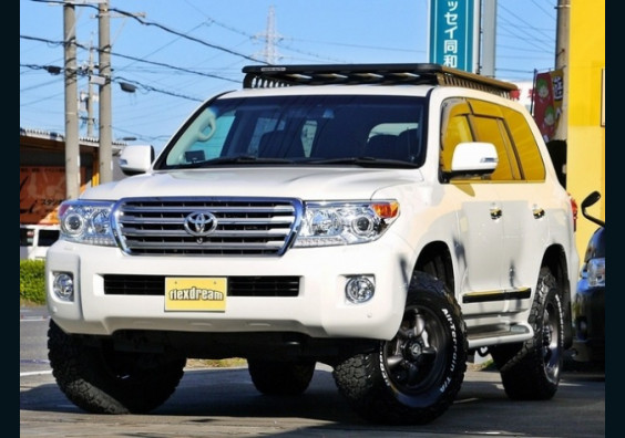 2014 Toyota Landcruiser V8 Ready for Import