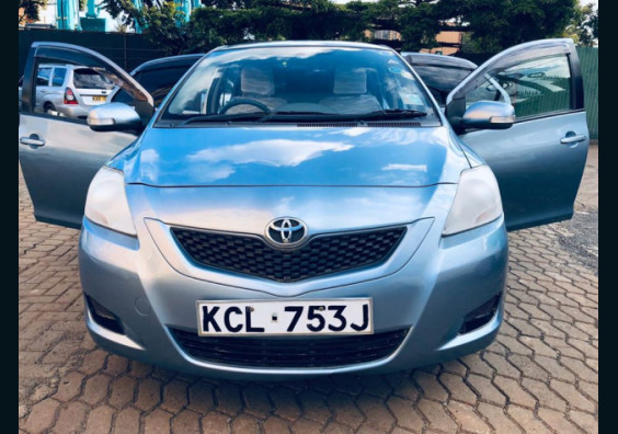 2011 Toyota Belta for sale in Nairobi Kenya