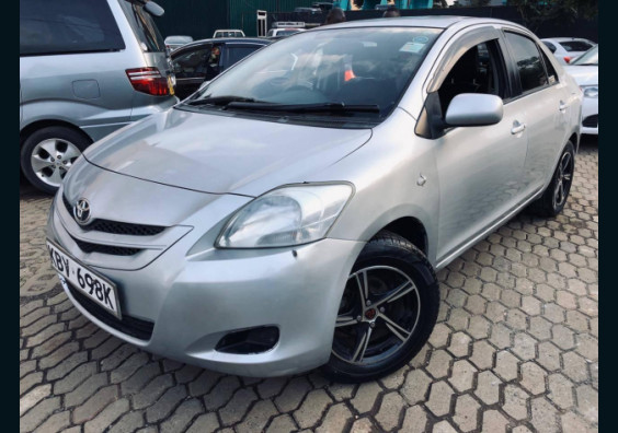 2006 Toyota Belta for sale in Kenya Nairobi