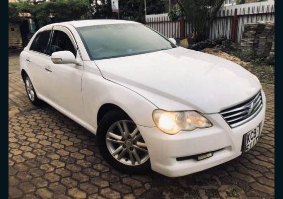 2008 Toyota Mark X for sale in Kenya Nairobi