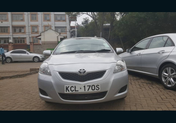 2010 Toyota Belta for sale in Kenya Nairobi