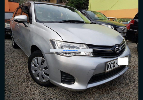 2011 Toyota Fielder for sale in Kenya Nairobi