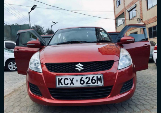 2012 Suzuki Swift for sale in Kenya Nairobi