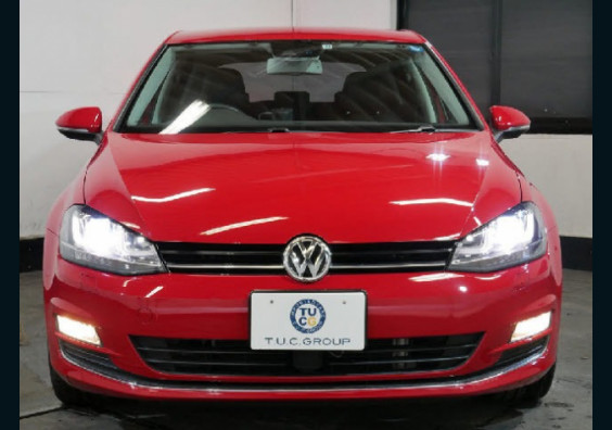 2013 Volkswagen Golf TSI Ready for Import