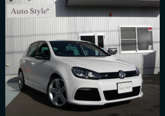 2013 Volkswagen Golf R Ready For Import