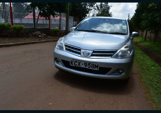 2013 Nissan Tiida for sale in Kenya Nairobi