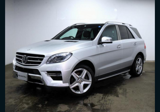 2013 Mercedes Benz ML 350 Ready For Import