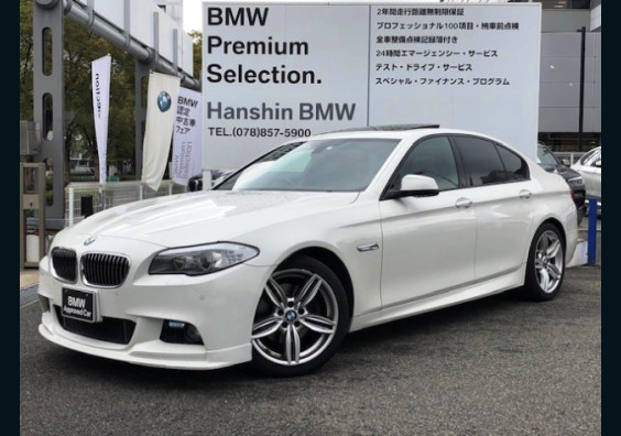 2013 BMW 530d Ready for Import