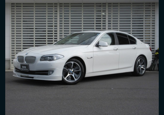 2013 BMW Active Hybrid 5 Ready for Import