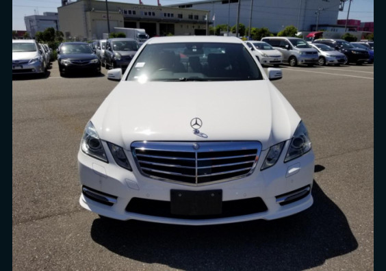 2013 Mecredes Benz E350 Ready For import