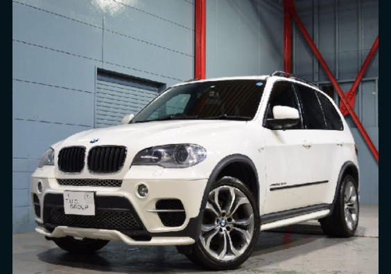 2013 BMW X5 Ready for Import