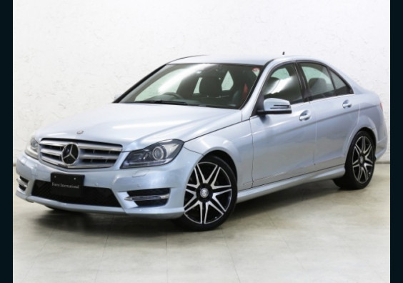 2013 Mercedes Benz c200 Ready for Import