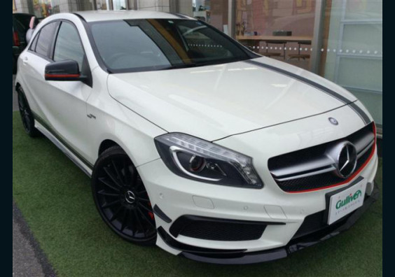 2013 Mercedes Benz AMG A45 Ready for Import